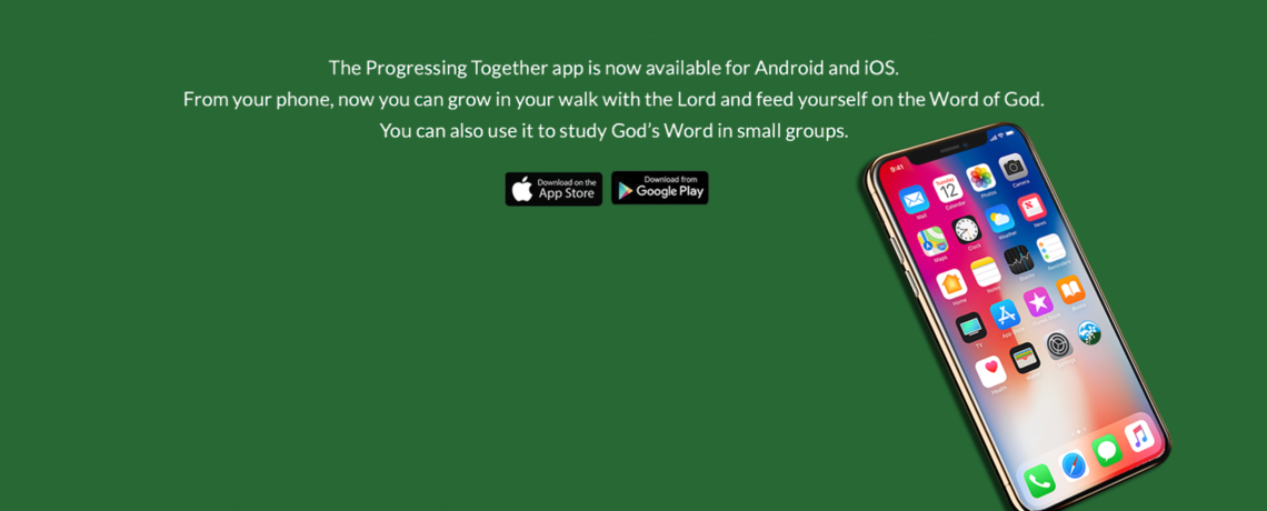 Progressing Together App